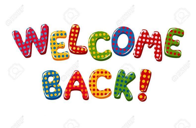 Welcome back! | Allanson Street Primary School